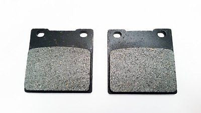 FA161 1 SET REAR BRAKE PAD FITS: 1989 KAWASAKI ZXR 400 R (ZXR 400 J1) for $13.12 at NE Cycle Shop