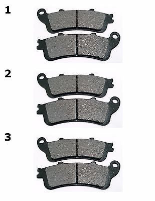 FA261 1998-2005 HONDA VFR800 FRONT & REAR BRAKE PADS for $18.73 at NE Cycle Shop