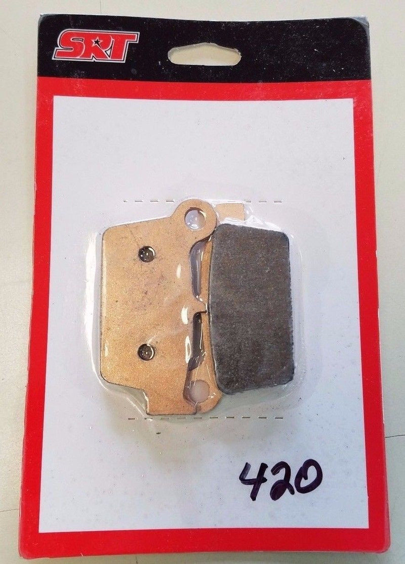 2008-2012 KAWASAKI KLX 450 R REAR SINTERED BRAKE PADS FA367 for $25.29 at NE Cycle Shop