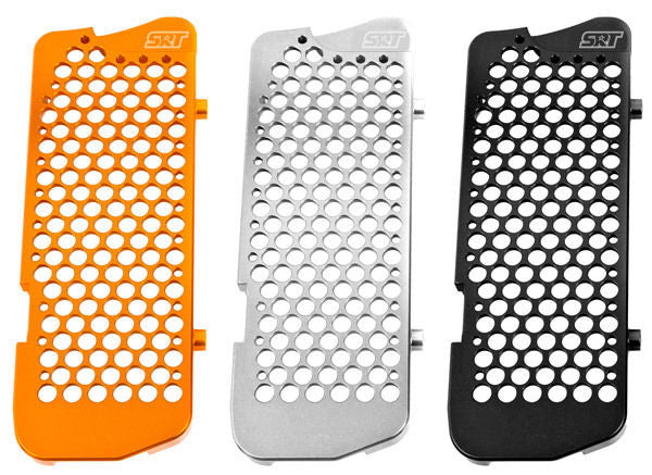 2009-2014 HUSABERG 125-570 ALL MODELS RADIATOR GUARD (PAIR) ORANGE COLOR for $165.99 at NE Cycle Shop