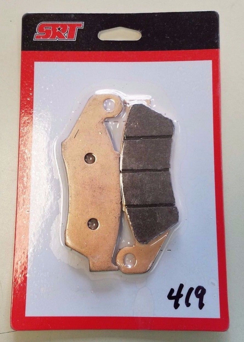 2000-2009 GAS-GAS EC/XC 125/200/250/300 FRONT SINTERED BRAKE PADS FA185 for $18.97 at NE Cycle Shop
