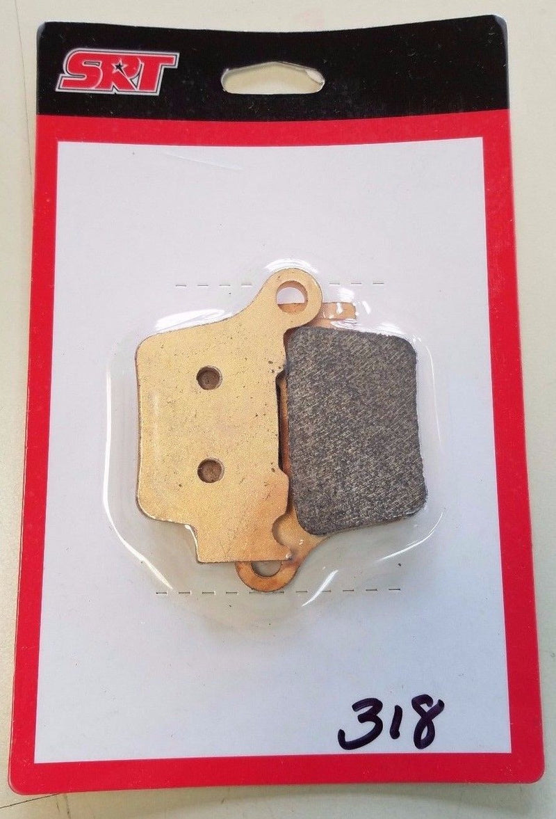 2006-2007 KTM EXC-F 200 REAR SINTERED BRAKE PADS FA368 for $18.97 at NE Cycle Shop