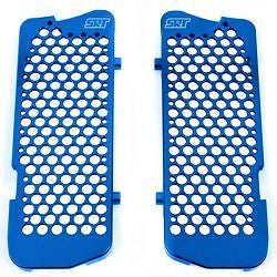 2007-2015 KTM 125-450 SX/SX-F/XC-F (250 SX 16) RADIATOR GUARD (PAIR)  BLUE COLOR for $165.99 at NE Cycle Shop