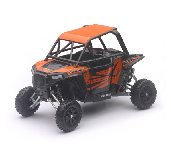 New Ray 1/18 Scale Polaris RZR XP1000 (Orange Madness)