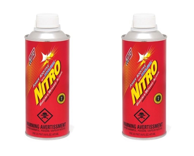 Quantity 2 of Klotz KL-60 Nitro Racing Additive (16 Oz)