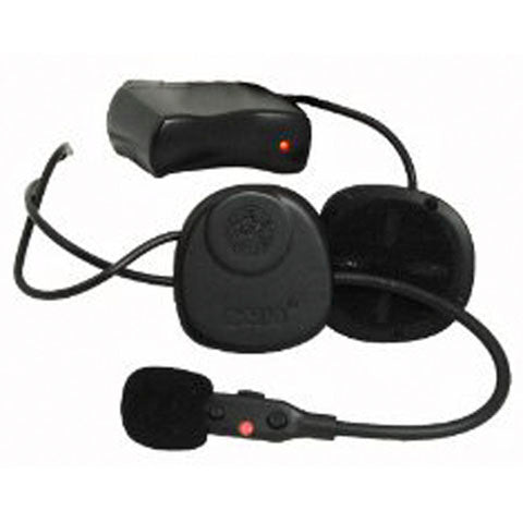 Echo Com Bluetooth Headset Black