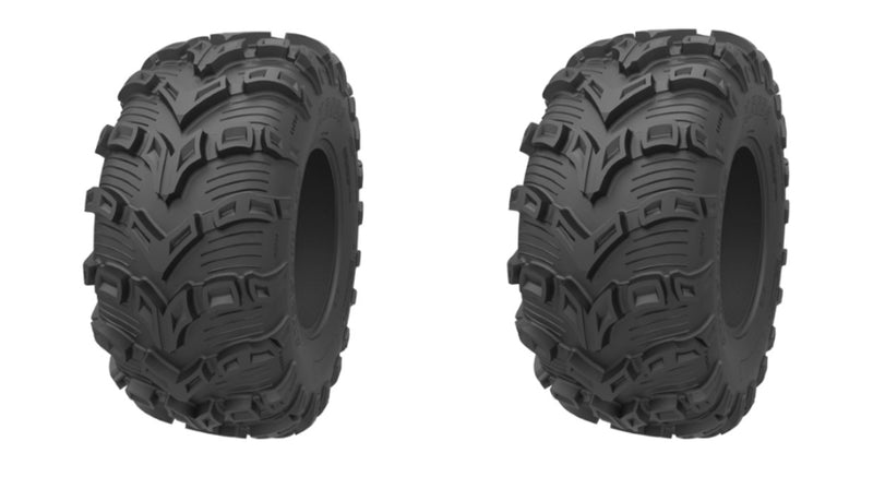 2 Tires Kenda ATV Tires K590 Bearclaw EVO 26X9-14