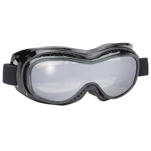 Airfoil Goggles 9300 Fits Over Most Glasses - Smoke or Clear Lens for $33.95 at NE Cycle Shop
