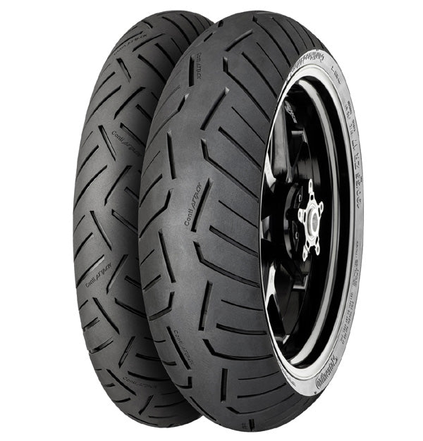 Continental Road Attack 3 - 190/55ZR1 7 M/C (75W) TL (Rear Tire)