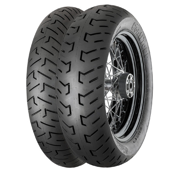 Continental Tour REINF. - 150/80 B 16 M/C 77 H TL (Rear Tire)