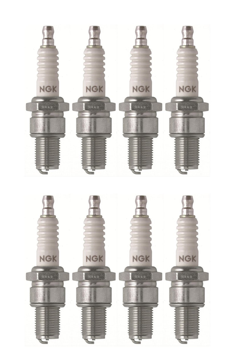 8 Plugs of NGK Racing Spark Plugs B10EG/3630