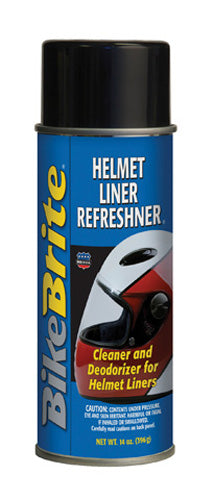 Bike Brite Helmet Liner Refreshner 14 Oz
