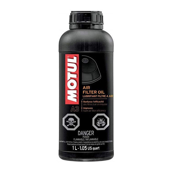 MOTUL - A3 AIR FILTER OIL, 1 Liter Can 103249