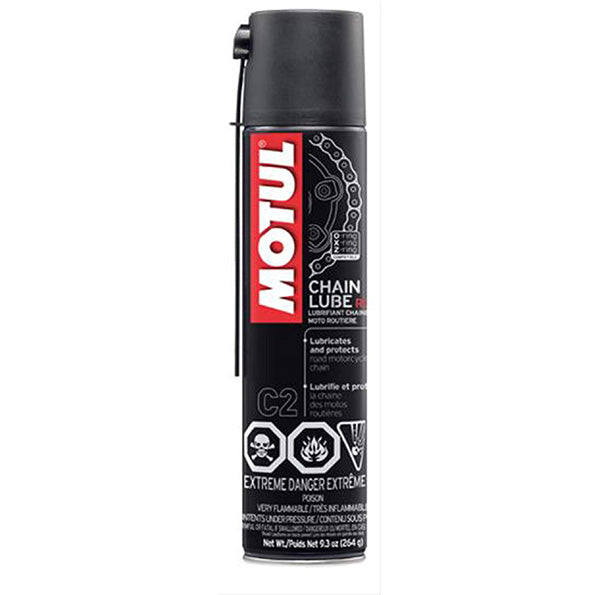 MOTUL - C2 CHAIN LUBE ROAD, .400 Liter Can