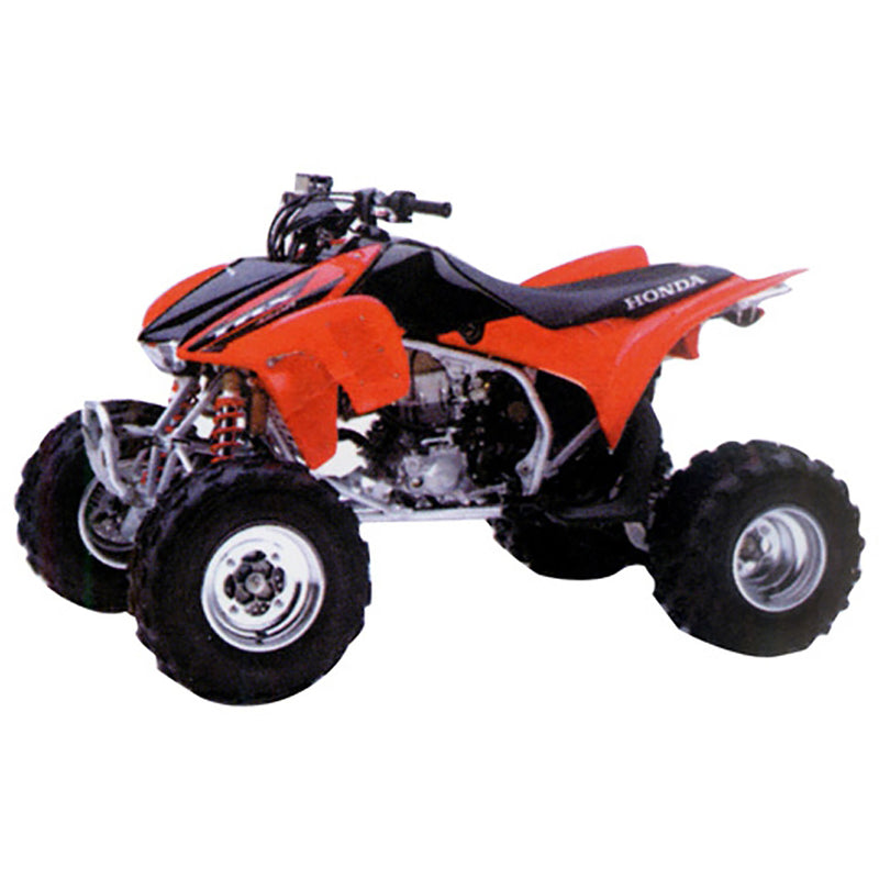 NEW RAY 1/12 Scale 2006 Honda TRX450R ATV (RED)