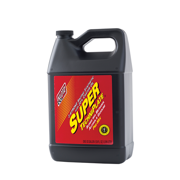 Klotz Super TechniPlate Motor Oil - 2-Stroke Oil 128 oz KL-101 for $46.95 at NE Cycle Shop