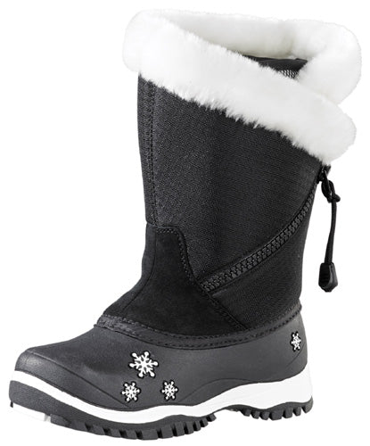 Baffin Switzerland Youth Boots Black