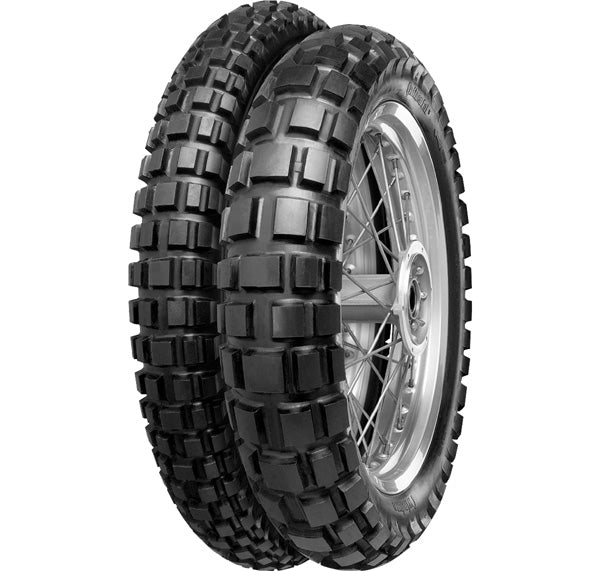 Continental TKC 80 Twin Duro - 120/90 - 18 M/C 65R TT M+S (Rear Tire)