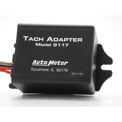 Auto Meter DIS Tach Adapter Each 9117