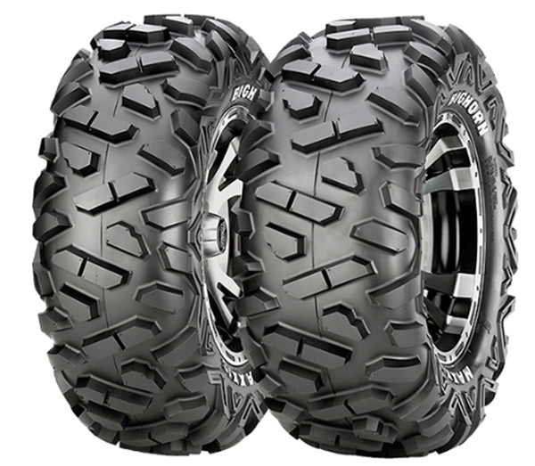 Maxxis Big Horn 29X11.00R14 6PR, TL, Black Wall Part # TM00860100 1 Tire only