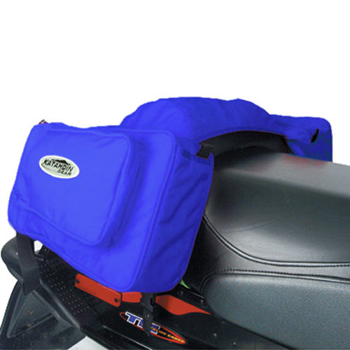 KG Deluxe Saddle Bag - Blue