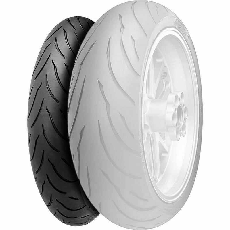 Continental 120/70 ZR 17 M/C (58W) TL Front Motion (Front Tire Only)