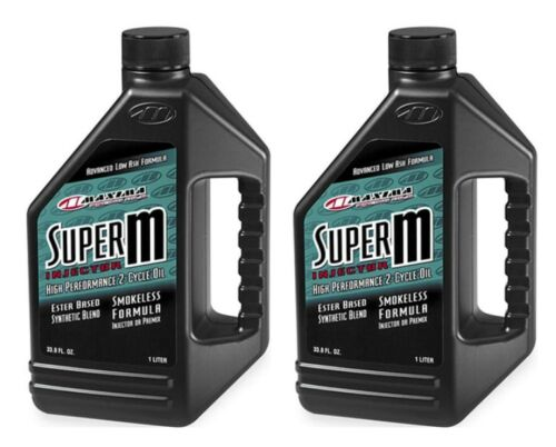 Quantity 2 of Maxima 28901 Super M Smokeless Injector 1 Liter