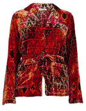 Beylik Jacket Red Mes Demoiselles