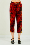 Bilal  Pants Red Mes Demoiselles