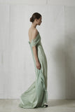 Satin Silk Delicate Gown