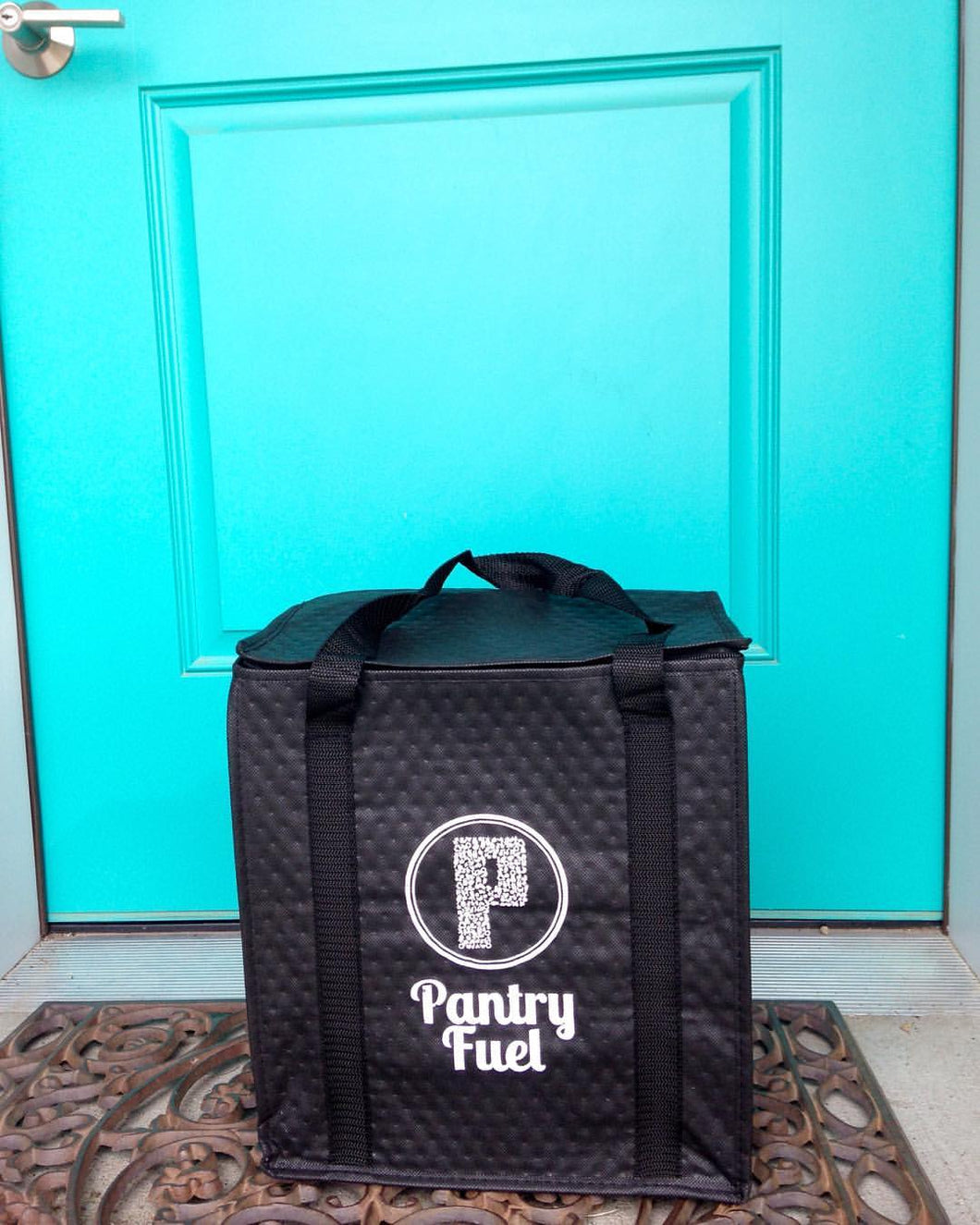 Insulated Pantry Fuel Bag