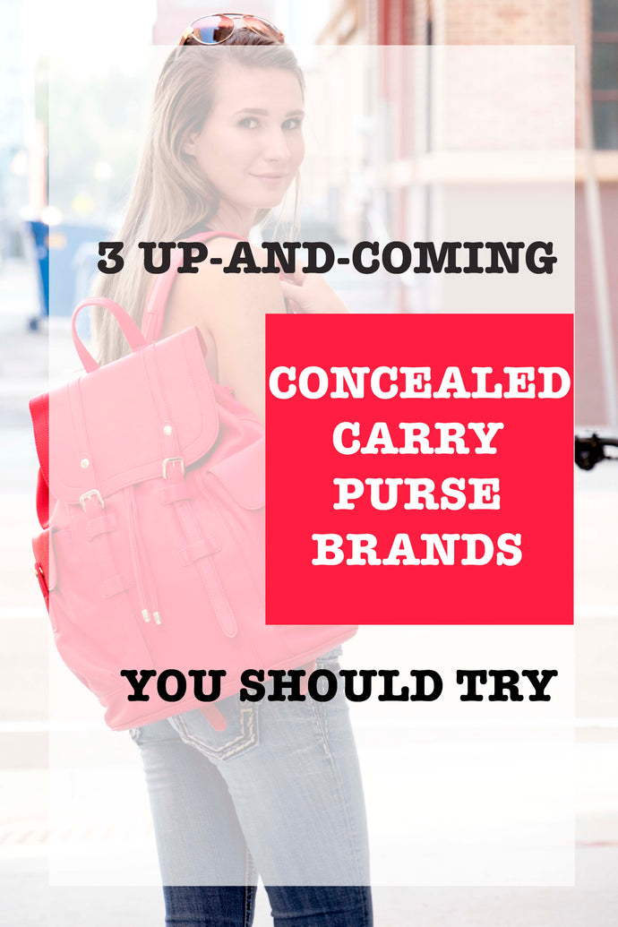 3 Up-and-Coming Concealed-Carry Purse Brands You Should Try