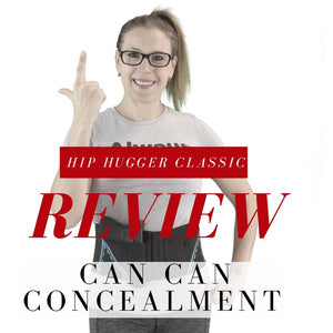 Can Can Concealment - Hip Hugger - Holster Review