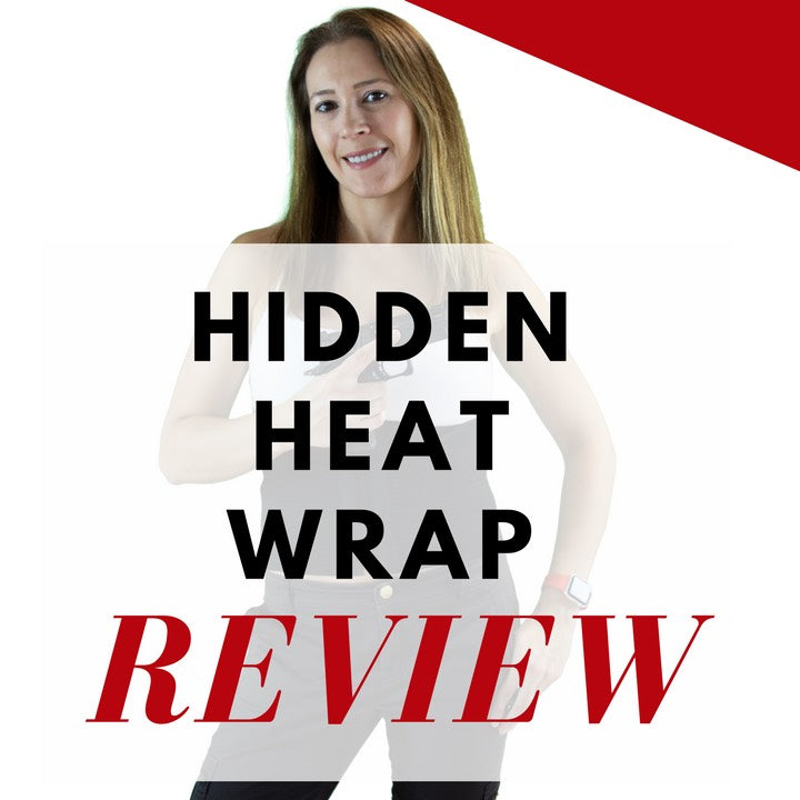 Hidden Heat Wrap by Miss Concealed - Holster Review