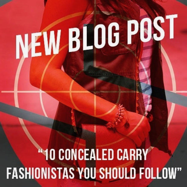 10 Conceal-Carry Fashionistas You Should Follow