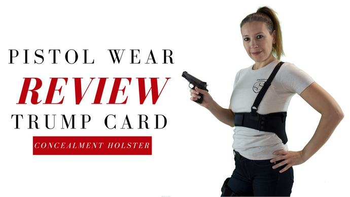 Pistol Wear - Trump Card - Concealed-Carry Holster Review