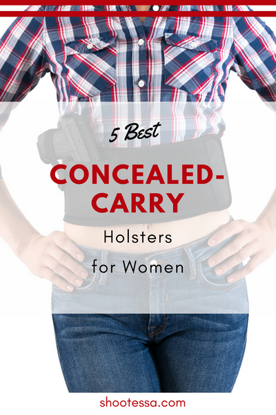 5 Best Concealed Carry Holsters For Women Feral Components