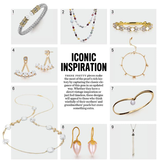 INSTORE Magazine, August 2017 - Iconic Inspirations