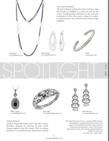 The Jewelry Book, Spring 2018