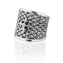 Signature Wide Ring - ring - KIR Collection - designer sterling silver jewelry