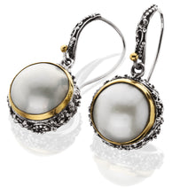 Kirsten Drop Earrings - earring - KIR Collection - designer sterling silver jewelry