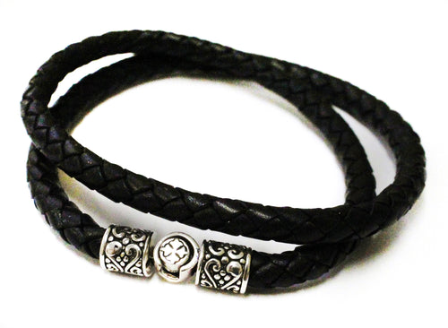 Leather Necklace/Bracelet