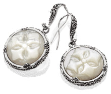 Samantha Drop Earrings - earring - KIR Collection - designer sterling silver jewelry