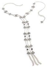 Pelangi Falls Necklace - necklace - KIR Collection - designer sterling silver jewelry