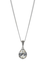 Susan Drop Pendant - pendant - KIR Collection - designer sterling silver jewelry