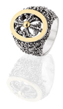 Jenny Signet Ring - ring - KIR Collection - designer sterling silver jewelry