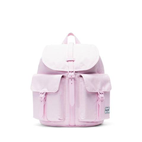 Herschel Dawson Small Pink Lady Crosshatch/Rubber