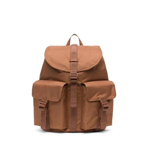 Herschel Dawson Small Light Saddle Brown