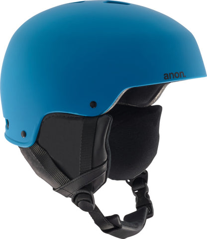 Anon Striker Snowboard Helmet Blue