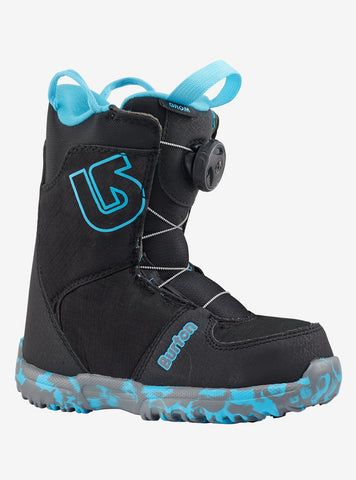 Burton Kid's Grom Boa Boot Black 2018/2019